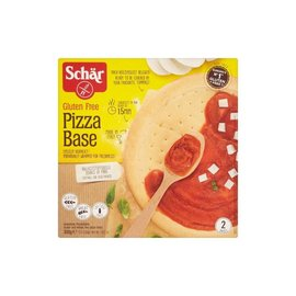 Schar Pizza inferiori 2 pezzi