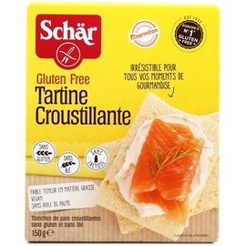 Schar Fette croccanti 150 gram (kiks)