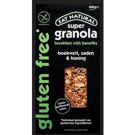 Diversen Super granola Boghvede, Frø & Honning