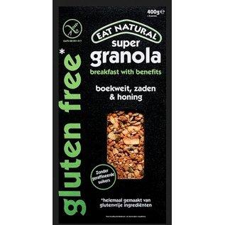 Varia Super granola Buckwheat, Seeds & Honey