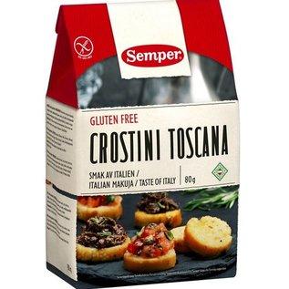 Semper Toasts au romarin et origan