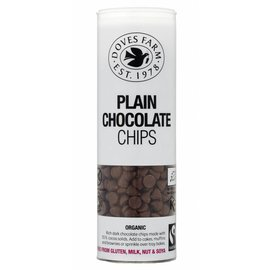 Doves Farm Schokoladenstückchen reinen Bio