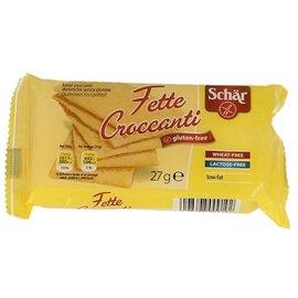 Schar Fette Croccanti Crackers - 27 gram