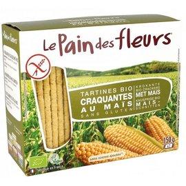 Le pain des fleurs Corn Crackers bio