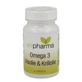 Varia Fish Oil & Krillolie 60 caps