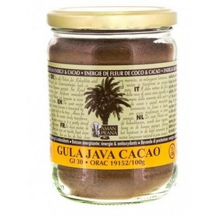 Aman Prana Organisk kakao blomstre sukker