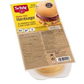 Schar Hamburger-Brötchen 4 Stück