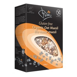 Rosies Avoine granola, 400 grammes Bio