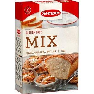 Semper Bagning mix (jauhoseos) 500g