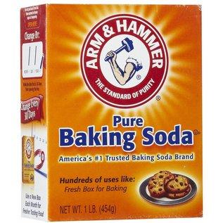 Arm & Hammer Baking soda is een rijsmiddel (zuur toevoegen)