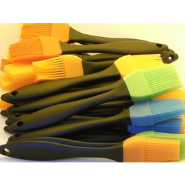Non food Silicone brush for tin to grease