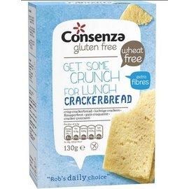 Diversen Crackers - 2x65 grammi