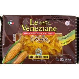 Le Veneziane Pasta spiralen, 250 gram