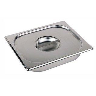 Bakvorm RVS Teglia, 5,5 litro, 35 cm x 32 cm x 6.5 cm in acciaio inox