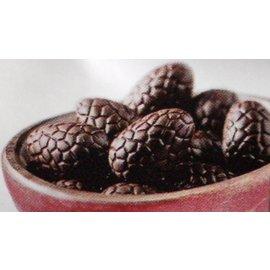 Diversen Schokoladen-Ostereier, organisch, 200 Gramm