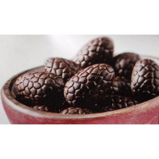 Diversen Chocolate Easter eggs, organic, 200 grams