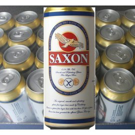 Saxon Birra, senza glutine, 24 x 500ml