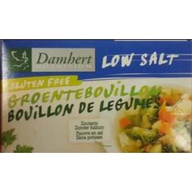 Diversen Bouillon, vegetar natrium arm uden kalium