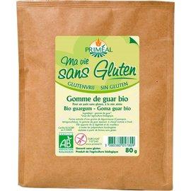 Ma vie sans gluten La gomme de guar - organiques - 80 grammes