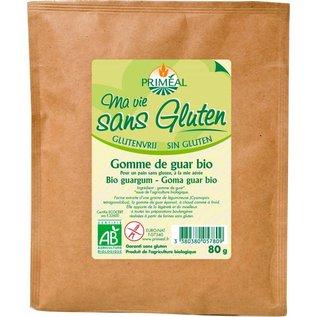 Ma vie sans gluten La gomme de guar biologique, 80 grammes