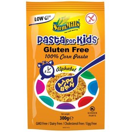 SamMills Pasta, alphabet letters - 300 grams
