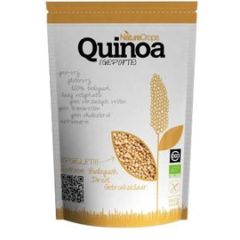 Nature Crops Puffed Quinoa 75g