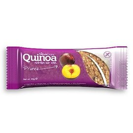Nature Crops Quinoa bar -BIO - Prugne