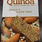 Nature Crops bar Quinoa -Biologisch - sésame Almond 40 grammes