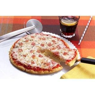 Diversen pizza crust