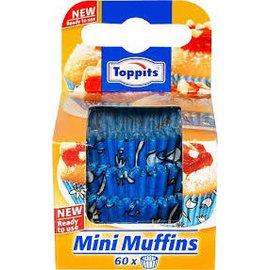 Toppits Toppits Muffin Vormpjes Mini 60x