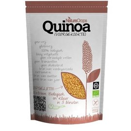 Nature Crops Quinoa seeds cooked, organic