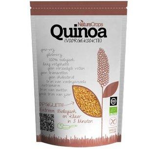 Nature Crops Bio Quinoa zaden voorgekookt