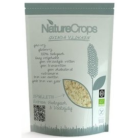 Nature Crops Quinoa flakes - 310 grams - Bio