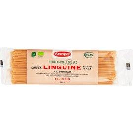 Diversen Linguine fiber pasta bio 300 gram