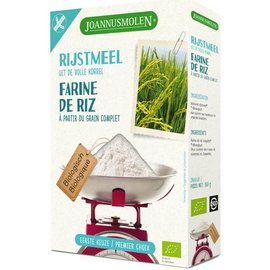 Diversen Rice flour organic 350 grams