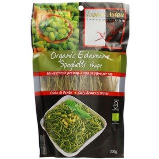 Diversen Spaghetti, soja vert 200 grammes Bio