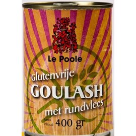 Diversen Canned Gulasch - 400 Gramm