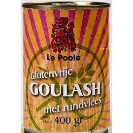 Diversen Goulash in blik - 400 gram