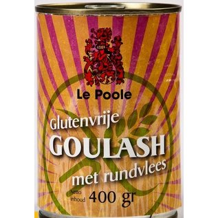 Diversen Dåse gullasch - 400 gram