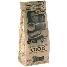 Aman Prana Kokosvezels - 500g - Biologische voedingsvezel