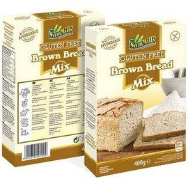 SamMills Broodmix bruin - 400 gram