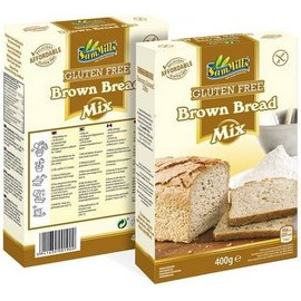 SamMills Brown brød mix - 400 g