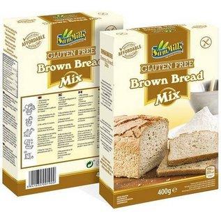 SamMills Brown brød mix - 400 g