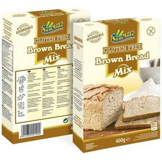 SamMills Brown Brotmischung - 400g