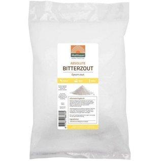 Mattisson Magnesium sulphate Epsom bitter salt - 1000 grams
