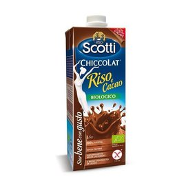 Rice Drink cioccolato biologico