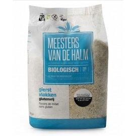 De Halm Millet Flakes, organique, 650 grammes
