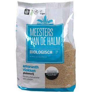 De Halm flocons Amaranth 650 grammes organiques