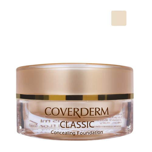 Coverderm Classic foundation 2