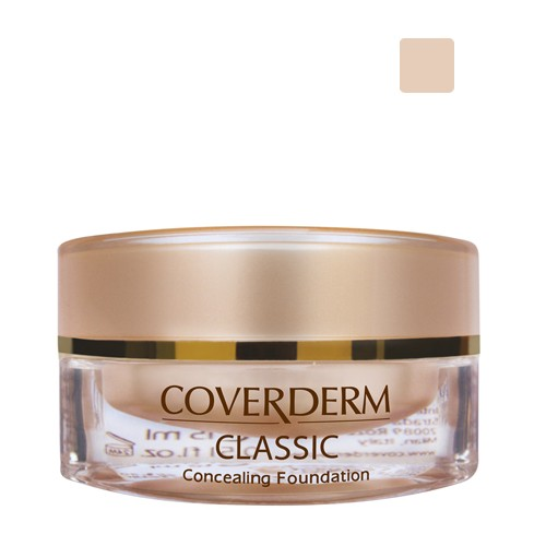 Coverderm Classic foundation 3